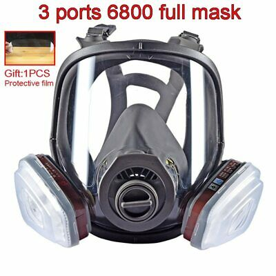 $ CDN50.40 • Buy 6800 Face Mouth Respirator Combination 600 SJL Filter With 5N11 Cotton 501 SALE!