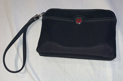 Wenger Swiss Army Wristlet Wallet Clutch Bag Pouch Travel Card Small Victorinox • 10.43£