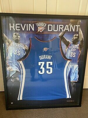 AU600 • Buy Kevin Durant Signed Jersey