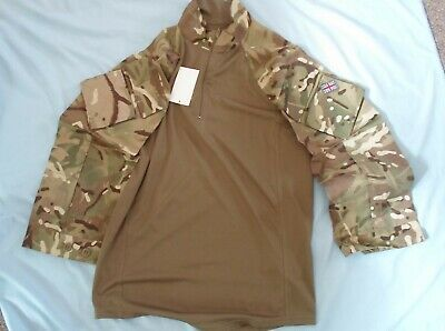 Issued But Unworn MTP UBAC SIZE MEDIUM (SHIRT UNDER BODY ARMOUR COMBAT) 170/90 M • 20£