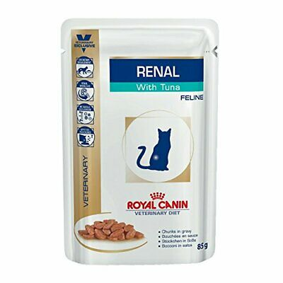 Royal Canin Renal Feline Tuna Cat Food, 85 G (Pack Of 12) 85 G  • 23.15£