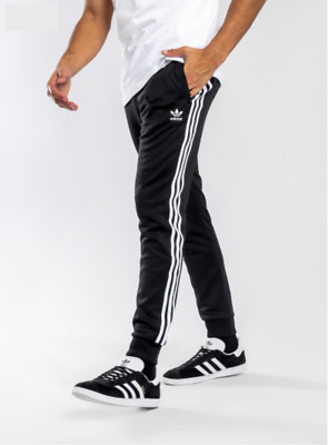 AU89 • Buy ADIDAS Originals Superstar Skinny Track Pants Joggers - Size 2XL - OZ STOCK!
