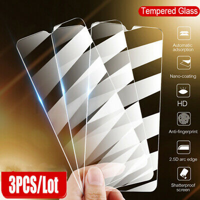 $1.89 • Buy 3Pcs For Xiaomi Redmi Note 8 7 Pro 9s 8T 7A 8A 8 Tempered Glass Screen Protector