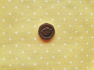 £6.95 • Buy Yellow PolyCotton Drill/Twill With White Polkadots Spots Fabric - 1 Full Metre