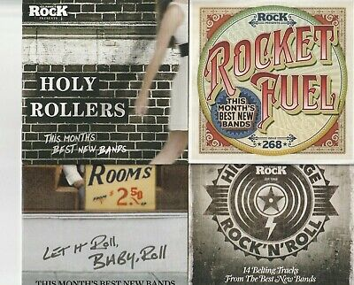 $ CDN15.95 • Buy Lot Of 19 Promo Cd's From Classic Rock Magazine All In Perfect Condition