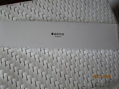 $ CDN416.63 • Buy Apple Watch Series 3 GPS White Sport Band 38mm Silver MTEY2LL/A Sealed In Box