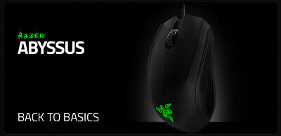 AU49 • Buy Razer Abyssus Wired Ambidextrous Mouse (rz01-01190100-r3a1)