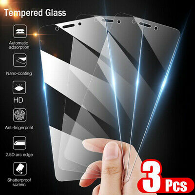 $ CDN4.96 • Buy 3Pcs For Samsung S10 Note 10 Plus S8 S9 Plus S7 Tempered Glass Screen Protector