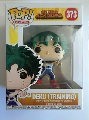 $13.99 • Buy Funko Pop! My Hero Academia Deku (Training) #373 Non-Battle