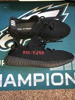 $ CDN922.74 • Buy Adidas X Yeezy Boost 350 V2 Bred  Black Red Size 13 Basically DS