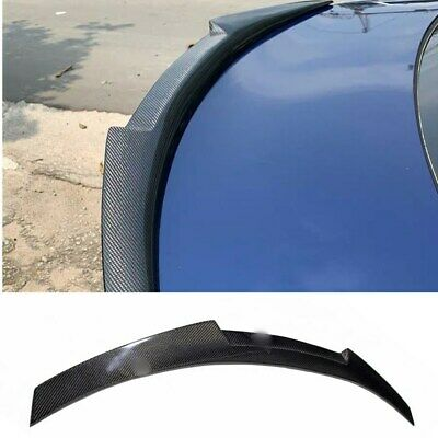 $89.99 • Buy Carbon Fiber Rear Wing Trunk Lip Spoiler Fits For BMW E92 Coupe 320i 328i 335i M