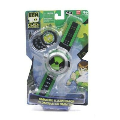 Omnitrix Watch BEN 10 Ten Projector Alien Force Illumintator Bracelet Kid's Toys • 10.96£
