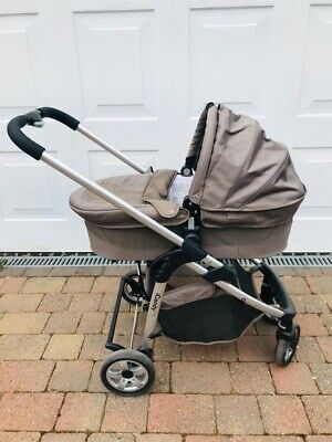 Icandy Cherry Toffee Fudge, Base With Pram And Pushchair Top And Accessories • 200£