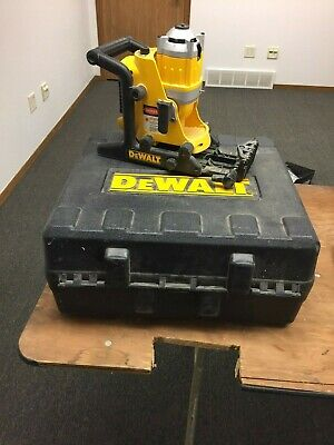 $76 • Buy DeWALT Cordless Rotary Laser Level DW073 With Laser Target Tag And Case