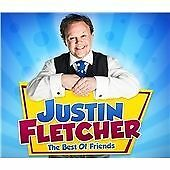 Justin Fletcher - The Best Of Friends [CD] New & Sealed • 6.99£