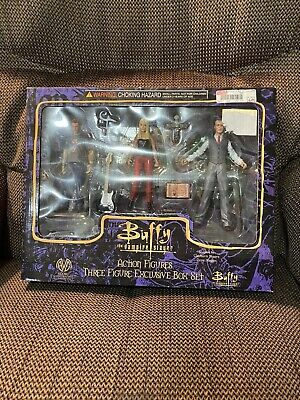 $45 • Buy Rare Buffy The Vampire Slayer Action Figures Buffy Oz Giles Moore Collectibles