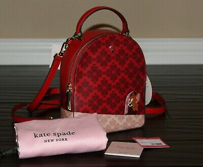 $ CDN232.92 • Buy 💚 KATE SPADE X Tom And Jerry Backpack Bag Purse Limited Edition NWT