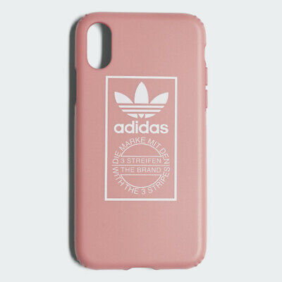AU35.99 • Buy Original Adidas Dual Layer Protective Logo Case For IPhone XS/X