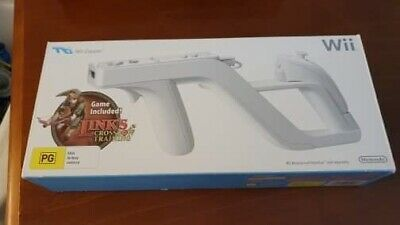 AU25 • Buy Authentic Official Nintendo Brand Wii Zapper Gun Only For Nintendo Wii Brand New