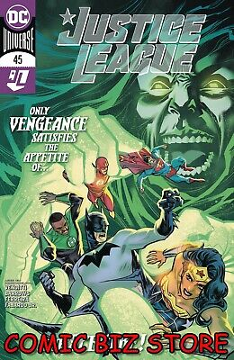 Justice League #45 (2020) 1st Printing  Main Cover Dc Comics • 3.55£