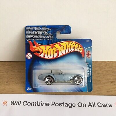 Hot Wheels Shelby Cobra • 7.99£