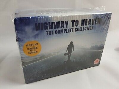 £59.99 • Buy Highway To Heaven Complete DVD Box Set Seasons 1-5 Series New Sealed Gift Idea