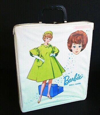 $ CDN135.76 • Buy 1963 Vintage Rare Barbie Doll Case Canadian Issued Nr Mint Mattel Canada Wow !!!