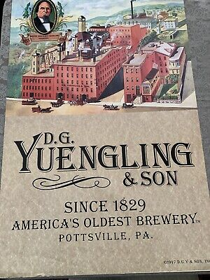 $6 • Buy D.G. Yuengling & Sons 1997 Poster