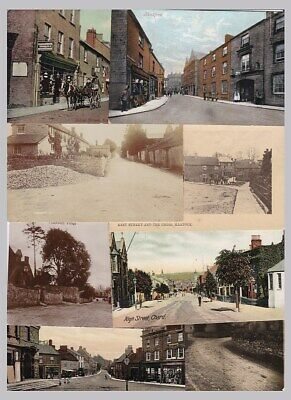 Somerset SOUTH - Old Postcards - 45 Cards- Sold Singly • 7£