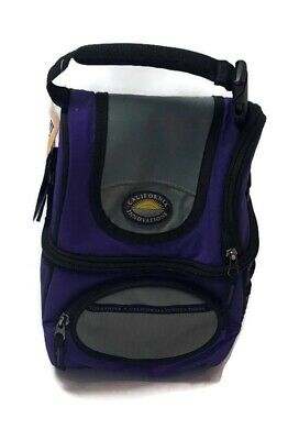 $ CDN46.64 • Buy California Innovations Upright Double Decker Bucket  Insulated Lunch Bag. A13