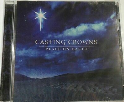 $0.99 • Buy Peace On Earth By Casting Crowns (CD, Oct-2008, BMG (distributor))