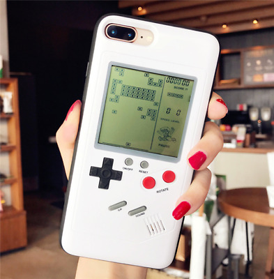 AU15.95 • Buy Nintendo Retro Gameboy Tetris Phone Case Cover For IPhone X/XS XR XS MAX