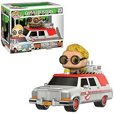 Funko Pop! Rides - Ghostbusters 2016 - Ecto-1 849803076290 (Toy Used) • 22.16£