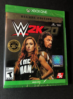 $ CDN65.75 • Buy WWE 2K20 [ DELUXE Edition ] (XBOX ONE) NEW