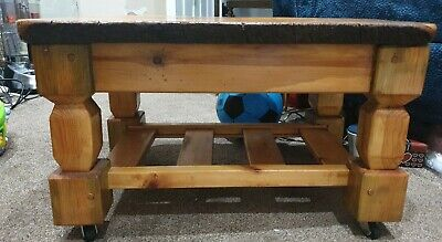 Wooden Coffe Table • 50£