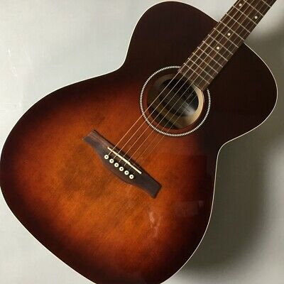 $1318.74 • Buy New Seagull Cigar S6 Original Slim Concert Hall Burnt Umber Gt Ae *Wad467