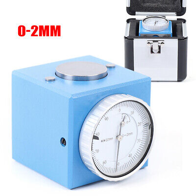 $75.61 • Buy Z Axis Magnetic Tool ZERO SETTER MAGNETIC FEET | 2mm +/-0.01mm High Quality USA