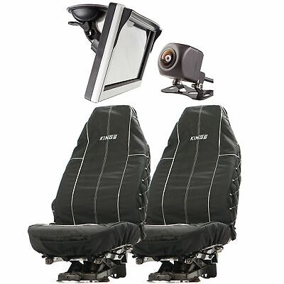 AU114.90 • Buy Adventure Kings Reverse Camera Kit With 5  Screen + Heavy Duty Seat Covers