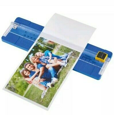 £4.49 • Buy A5 Photo Paper Cutter Trimmer Guillotine Card A4 Magnetic Ruler Home Office AA