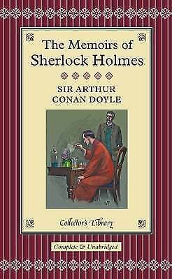 The Memoirs Of Sherlock Holmes (Collector's Library), Conan Doyle, Arthur , Very • 3.49£