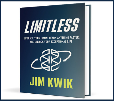 $2.99 • Buy Limitless: Upgrade Your Brain, Learn Anything Faste By Jim Kwik✅ {P.D.F}✅