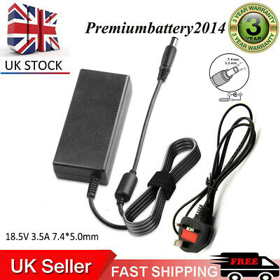 £9.99 • Buy 65W For HP Pavilion G6 Series Charger Power Supply Laptop AC Adapter + UK Cable
