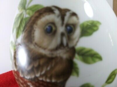 $42 • Buy  Owl Bud Vase By Coalport Made In England