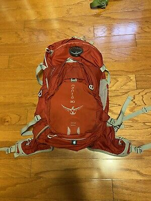 $100 • Buy Osprey Manta 30 Backpack With Raincover