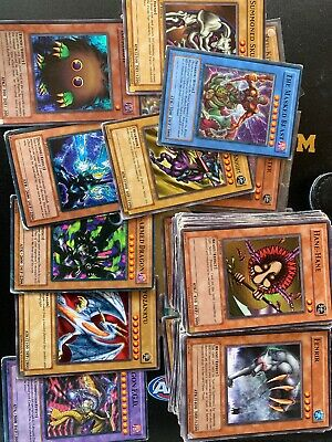 AU11.50 • Buy 140+ YuGiOh Cards - My Old Collection