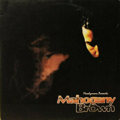 Moodymann ‎– Mahogany Brown Limited Edition, Reissue, Clear 2 X Vinyl Lp  • 24.50£