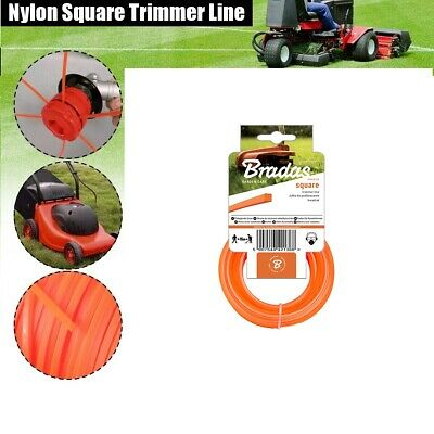 HEAVY DUTY STRIMMER LINE 3.0mm X 15m FOR PETROL STRIMMERS STRIMMER WIRE CORD • 4.49£