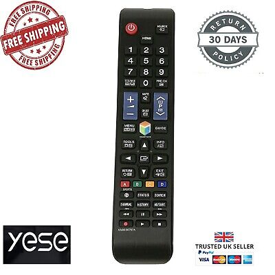 £5.99 • Buy Replacement Remote Control For Samsung 3D SMART TV 2008 -2016 MODELS AA59-00797A