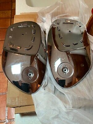 $69 • Buy Honda 160 CB SPORT CB160 Right And Left Gas Tank Panel Covers Late 1960's