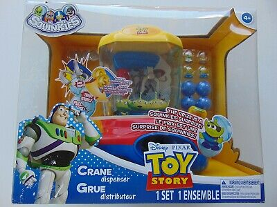 $189.99 • Buy Squinkies Disney Toy Story Crane Dispenser THE CLAW Brand New Unopened